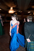 FRANCESCA LAMARQUE The Royal Caledonian Ball 2010. Grosvenor House. Park Lane. London. 30 April 2010 *** Local Caption *** -DO NOT ARCHIVE-© Copyright Photograph by Dafydd Jones. 248 Clapham Rd. London SW9 0PZ. Tel 0207 820 0771. www.dafjones.com.<br /> FRANCESCA LAMARQUE The Royal Caledonian Ball 2010. Grosvenor House. Park Lane. London. 30 April 2010