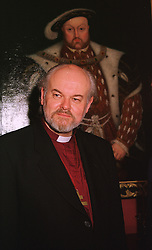 The Bishop of London the RT.REV.RICHARD CHARTRES  at a party in London on 12th May 1999.MRY 34