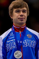 14-01-2018 DUI: ISU European Short Track Championships 2018 day 3, Dresden<br /> Semen Elistratov RUS #12
