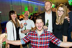 Jure Stergelj, Ziga Pirih, Jani Klemencic at Slovenian Sports personality of the year 2013 annual awards presented on the base of Slovenian sports reporters, on December 19, 2013 in Cankarjev dom, Ljubljana, Slovenia.  Photo by Vid Ponikvar / Sportida