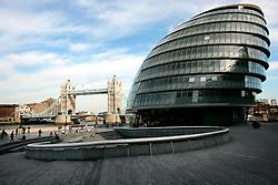 UK ENGLAND LONDON 16MAR07 - Administrative building of the Greater London Authority (GLA) and seat of the Mayor of London, Ken Livingstone. ..jre/Photo by Jiri Rezac..© Jiri Rezac 2007..Contact: +44 (0) 7050 110 417.Mobile:  +44 (0) 7801 337 683.Office:  +44 (0) 20 8968 9635..Email:   jiri@jirirezac.com.Web:    www.jirirezac.com..© All images Jiri Rezac 2007 - All rights reserved.