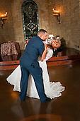 Weddings: Courtney and Delbert