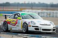 #36 TPC Racing Porsche GT3 Cup: Michael Levitas