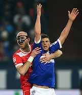 Fussball Bundesliga 2012/13: Schalke - Duesseldorf