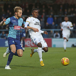 Wycombe Wanderers v Peterborough United