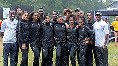 2018 NC Central Cross Country at CEDRIC WALKER HBCU CHALLENGE