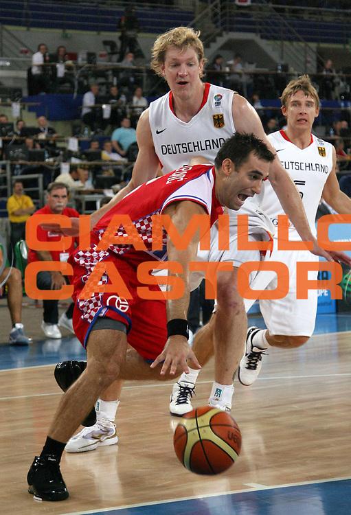 DESCRIZIONE : Bydgoszcz Poland Polonia Eurobasket Men 2009 Qualifying Round Germania Germany Croazia Croatia<br /> GIOCATORE : Marko Popovic<br /> SQUADRA : Croazia Croatia<br /> EVENTO : Eurobasket Men 2009<br /> GARA : Germania Germany Croazia Croatia<br /> DATA : 15/09/2009 <br /> CATEGORIA :<br /> SPORT : Pallacanestro <br /> AUTORE : Agenzia Ciamillo-Castoria/A.Vlachos<br /> Galleria : Eurobasket Men 2009 <br /> Fotonotizia : Bydgoszcz Poland Polonia Eurobasket Men 2009 Qualifying Round Germania Germany Croazia Croatia<br /> Predefinita :