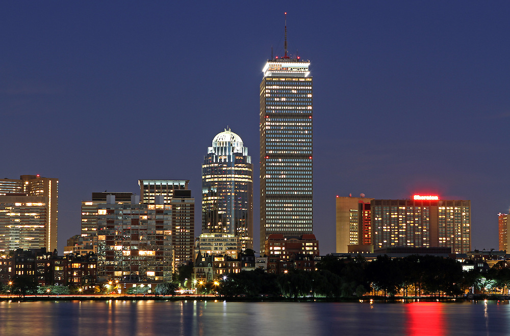 Prudential Center Boston Hotels
