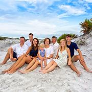 McWilliams Family Beach Photos