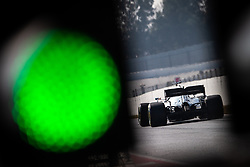 February 21, 2019 - Barcelona, Spain - 44 HAMILTON Lewis (gbr), Mercedes AMG F1 GP W10 Hybrid EQ Power+, action green lights  during Formula 1 winter tests from February 18 to 21, 2019 at Barcelona, Spain - Photo  Motorsports: FIA Formula One World Championship 2019, Test in Barcelona, (Credit Image: © Hoch Zwei via ZUMA Wire)