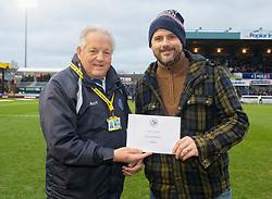 - Mandatory by-line: Alex James/JMP - 11/01/2020 - FOOTBALL - Memorial Stadium - Bristol, England - Bristol Rovers v Doncaster Rovers - Sky Bet League One