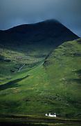 Hebrides Islands, Mull island. Glen More.
