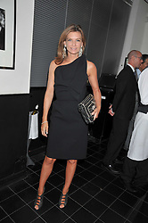 NATALIE MASSENET at a dinner hosted by Alexandra Shulman editor of British Vogue in association with Net-A-Porter.com to celebrate 25 years of London Fashion Week and Nick Knight held at Le Caprice, Arlington Street, London on 21st September 2009.