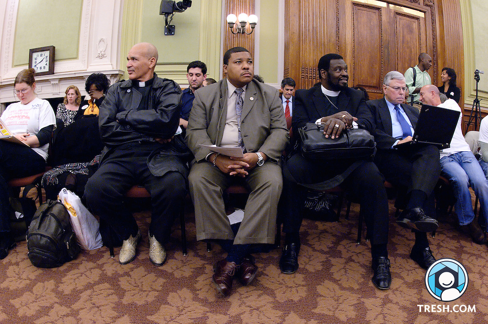The Washington D.C. City Council voted 11-2 on Tuesday to allow same-sex couples to marry.