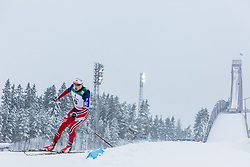 21.02.2016, Salpausselkae Stadion, Lahti, FIN, FIS Weltcup Langlauf, Lahti, Herren Skiathlon, im Bild Finn Haagen Krogh (NOR) // Finn Haagen Krogh of Norway competes during Mens Skiathlon FIS Cross Country World Cup, Lahti Ski Games at the Salpausselkae Stadium in Lahti, Finland on 2016/02/21. EXPA Pictures © 2016, PhotoCredit: EXPA/ JFK