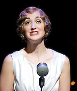 Noel &amp; Gertie<br /> by Sheridan Morley <br /> words &amp; music by Noel Coward<br /> at the Cockpit Theatre, London, Great Britain <br /> <br /> 29th September 2011 <br /> Press Photocall<br /> <br /> <br /> <br /> Helena Blackman (as Gertrude Lawrence)<br /> <br /> <br /> Photograph by Elliott Franks