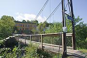 Hardwick Swinging Bridge