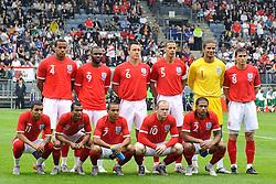 30.05.2010, UPC Arena, Graz, AUT, WM Vorbereitung, Japan vs England, im Bild das englische Team, EXPA Pictures © 2010, PhotoCredit: EXPA/ S. Zangrando / SPORTIDA PHOTO AGENCY
