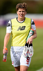 Katrin Omarsdottir of Liverpool Ladies - Mandatory by-line: Paul Knight/JMP - Mobile: 07966 386802 - 13/09/2015 -  FOOTBALL - Stoke Gifford Stadium - Bristol, England -  Bristol Academy Women v Liverpool Ladies FC - FA WSL Continental Tyres Cup