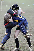 Saracens Masterclass at Hertfod RFC. 19-2-09. U11s and 12s