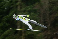 ROGELJ Spela (SLO) during first round on day 2 of  FIS Ski Jumping World Cup Ladies Ljubno 2020, on February 23th, 2020 in Ljubno ob Savinji, Ljubno ob Savinji, Slovenia. Photo by Matic Ritonja / Sportida