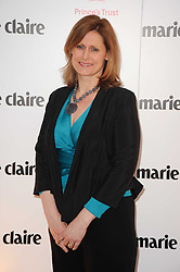 SARAH BROWN at a party to promote Marie Claire magazine Inspire & Mentor Campaign held at The Loft, The Ivy Club, West Street, London on 30th March 2010.