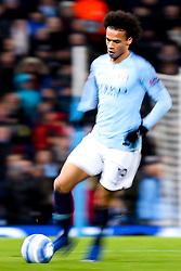 Leroy Sane of Manchester City - Mandatory by-line: Robbie Stephenson/JMP - 12/12/2018 - FOOTBALL - Etihad Stadium - Manchester, England - Manchester City v Hoffenheim - UEFA Champions League Group stage