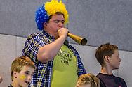 19-04-2014 : WATERPOLO :  ZVVS 1 - VZC 1 : HEERENVEEN<br /> <br /> <br /> ManMeercup Heren Seizoen 2013 / 2014<br /> <br /> Foto: Gertjan Kooij