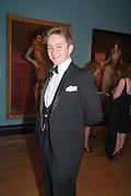 HUGO DONNITHORNE-TAIT, Mark Weiss dinner, Nationaal Portrait Gallery. London. 15 October 2012.