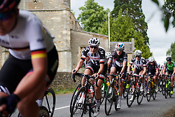 Lucinda Brand (NED) at OVO Energy Women's Tour 2018 - Stage 2, a 145 km road race from Rushden to Daventry, United Kingdom on June 14, 2018. Photo by Sean Robinson/velofocus.com