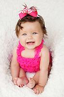 27 January 2012:  8 month old Jordi Rajkumar portrait session at home in Huntington Beach.