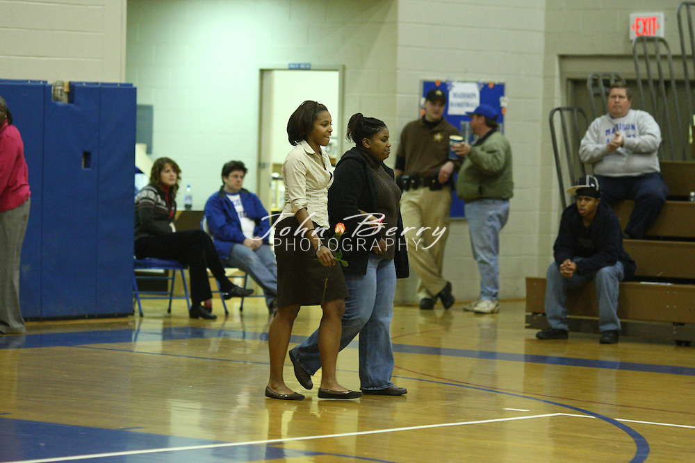 MCHS JV Girls Basketball.vs Rappahannock.2/4/2008..
