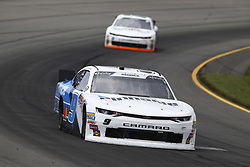 June 1, 2018 - Long Pond, Pennsylvania, United States of America - Tyler Reddick (9) brings his car through the turns during practice for the Pocono Green 250 at Pocono Raceway in Long Pond, Pennsylvania. (Credit Image: © Chris Owens Asp Inc/ASP via ZUMA Wire)