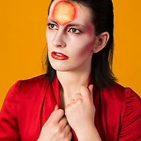 """The Stars Look Very Different"" A tribute to David Bowie by Irish Musicians. Photo series by Ruth Medjber www.ruthlessimagery.com www.facebook.com/ruthlessimagery Make up by Lorcan Devaney @lorcansface"