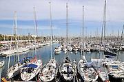 Barcelona yacht club