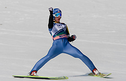 STOCH Kamil, AZS AWF Krak Z-ne, POL  competes during Flying Hill Individual Fourth Round at 3rd day of FIS Ski Flying World Championships Planica 2010, on March 20, 2010, Planica, Slovenia.  (Photo by Vid Ponikvar / Sportida)