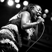 Sharon Jones & The Dap Kings - 7/8/11 - Summerfest
