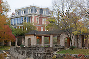 Jefferson City, Missouri MO USA, Missouri's governor's mansion October 2006