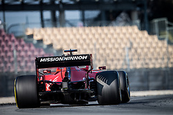 February 21, 2019 - Barcelona, Spain - 16 LECLERC Charles (mco), Scuderia Ferrari SF90, action during Formula 1 winter tests from February 18 to 21, 2019 at Barcelona, Spain - Photo  Motorsports: FIA Formula One World Championship 2019, Test in Barcelona, (Credit Image: © Hoch Zwei via ZUMA Wire)