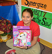 Annual toy survey at Longfellow Elementary School, November 24, 2015.