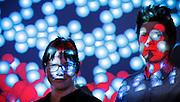 OSLO 2014-11-26: Forskere ved SINTEF, Ingvild Thue Jensen og Espen Flage-Larsen. FOTO:WERNERJUVIK