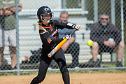 Northampton Community College Softball at Rowan College at Gloucester County in Sewell, NJ on Sunday April 2, 2017. (photo / Mat Boyle)