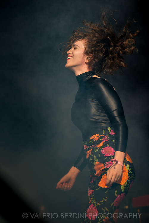 Rae Morris live at Field Day London on 3 June 2017
