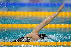 06-12-2008 ZWEMMEN: SWIMCUP: EINDHOVEN<br /> Wendy van de Zanden wint de 200 meter rug<br /> ©2008-WWW.FOTOHOOGENDOORN.NL