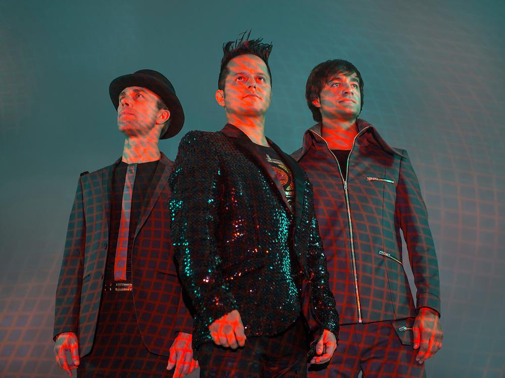 SHOWPAY (Bernie, Fer & Alberto). Rock band.