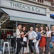 Threads & Co Beauty launches permanent retail concept store everything from coffee to beauty to retail therapy on 24th May 2017. by See Li