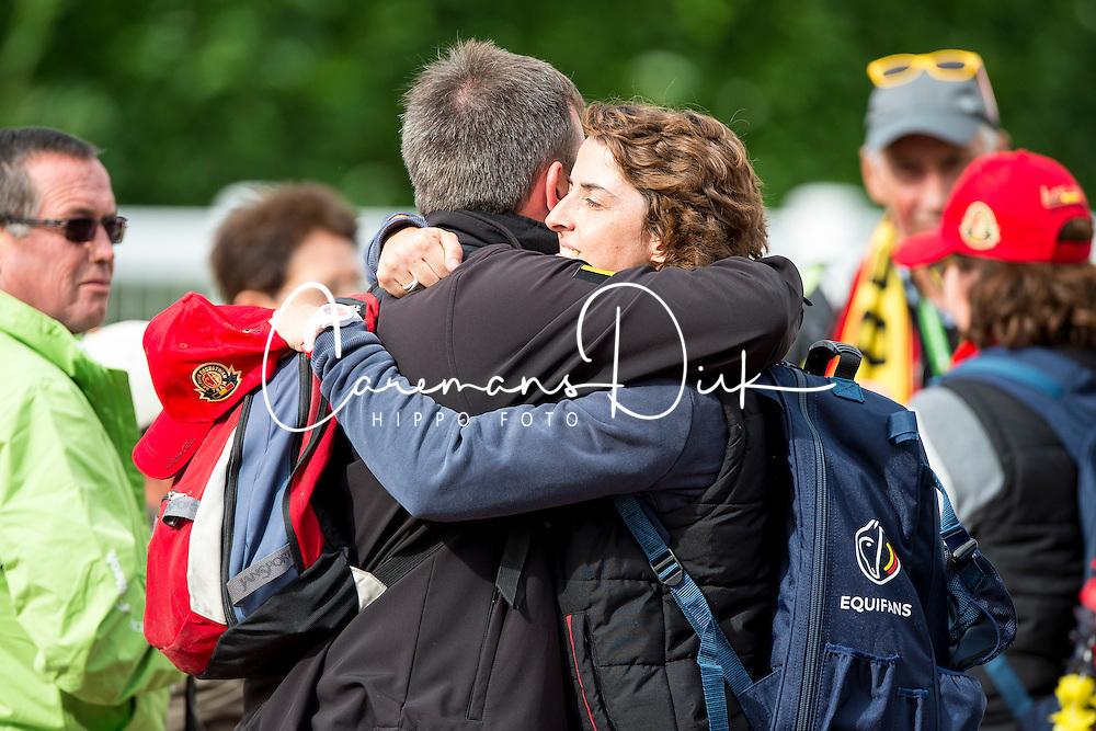Wendy Laeremans - Individual Test Grade IV Para Dressage - Alltech FEI World Equestrian Games™ 2014 - Normandy, France.<br /> © Hippo Foto Team - Jon Stroud <br /> 25/06/14