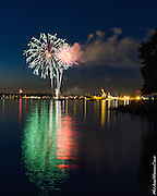 Photographs of Bellingham Bay on July 4th 2012, including stunning images of the boats and unique public walkway as well as the annual fireworks display and long exposure images of the port of Fairhaven. Bellingham Washington celebrates the 4th of July with a unique fireworks display set against the beauty of the harbor and the bay. This was the first sunny day after a miserably rainy June. Bellingham really knows how to put on a show.