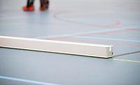 WAGENINGEN - Hoofdklasse zaalhockey.  Illustratie.  COPYRIGHT KOEN SUYK
