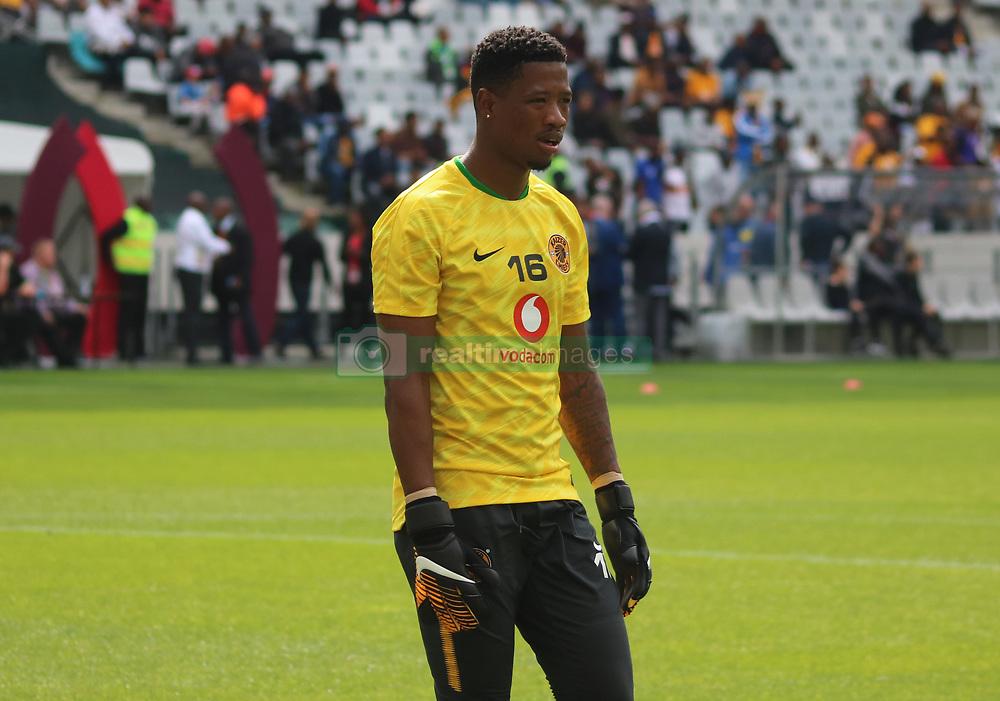 PSL: Chiefs keeper Virgil Vries - Cape Town City v Kaizer Chiefs, 15 September 2018